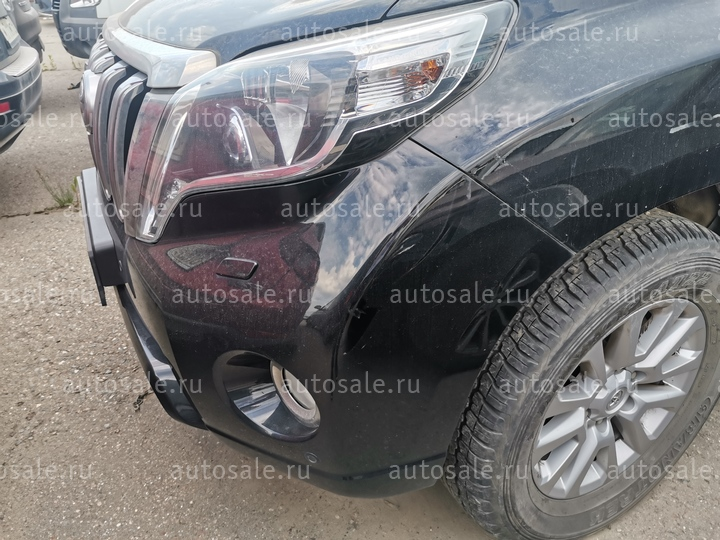 Легковые - Toyota LAND CRUISER PRADO, 2015 Фото 29