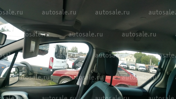 Легковые - Citroen Berlingo, 2014 Фото 11