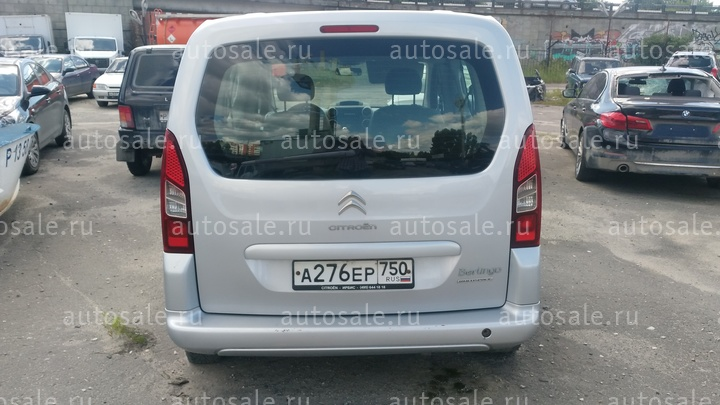 Легковые - Citroen Berlingo, 2014 Фото 3