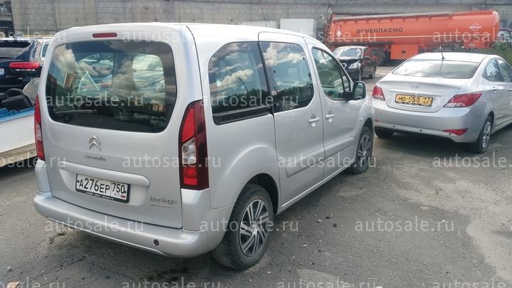 Легковые - Citroen Berlingo, 2014 Фото 4