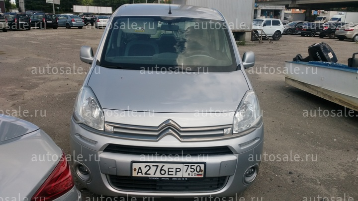 Легковые - Citroen Berlingo, 2014 Фото 0